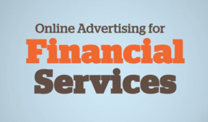 online marketing for Financial services