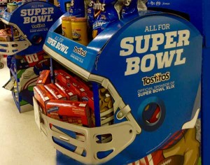 Superbowl advertiser - photo by Mike Mozart of Jeepers Media