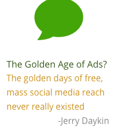 Social media offers a solution to online advertising's biggest …