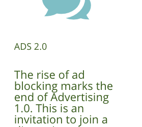 Advertising 2.0: A Call to Think